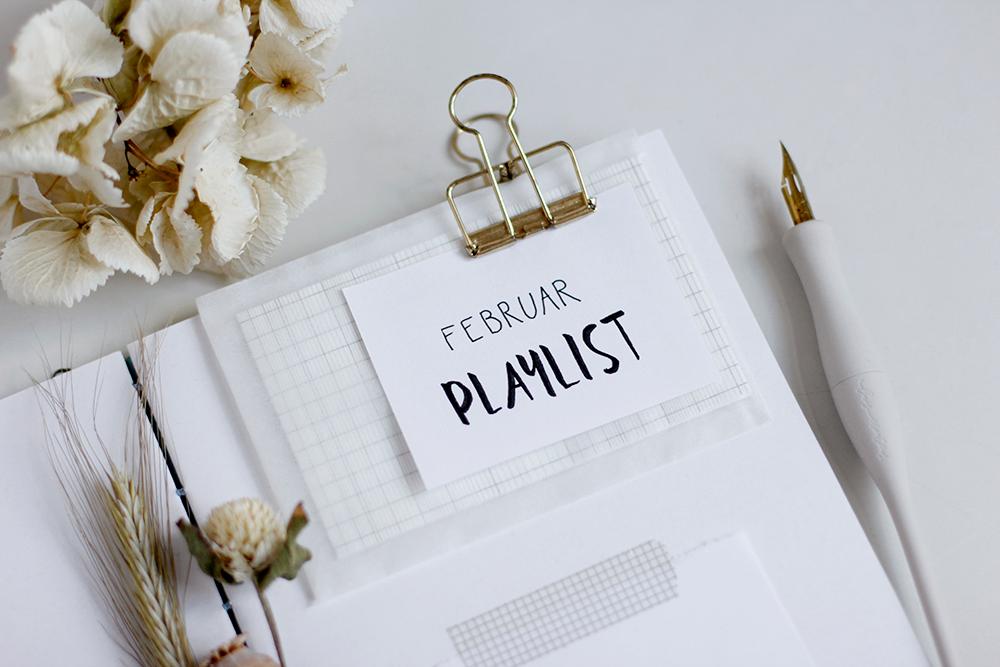 Craft Playlist Februar | we love handmade