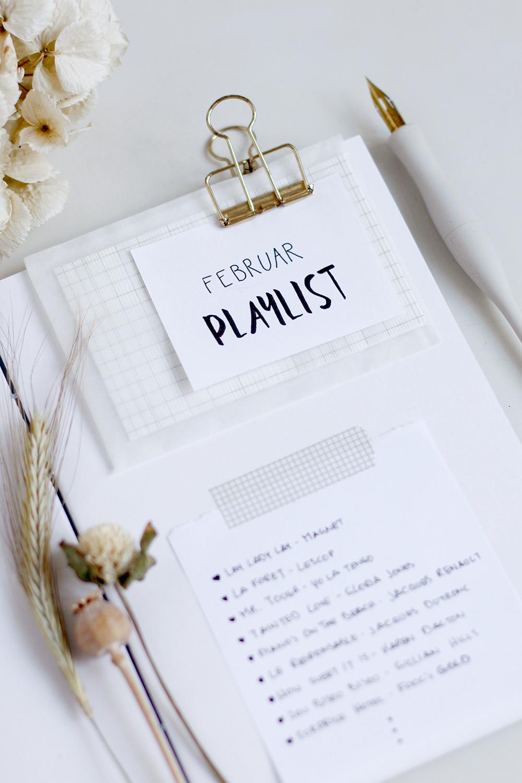 Craft Playlist Februar Spotify | we love handmade