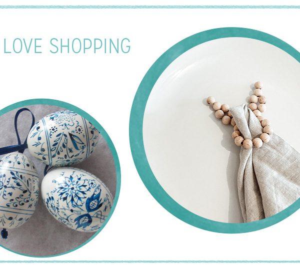 Shopping: Osterdekoration | we love handmade