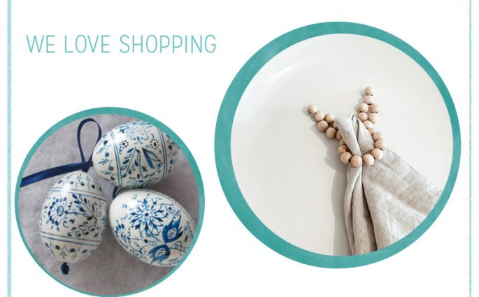 Shopping: Osterdekoration | we love handmade
