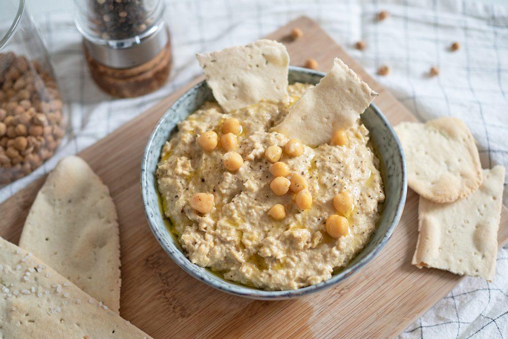 Zitronigen Hummus selber machen   we love handmade