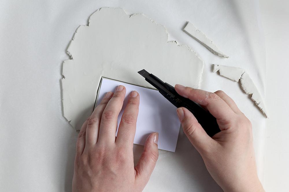 DIY: Anzuchtstation selber machen mit Modelliermasse | we love handmade