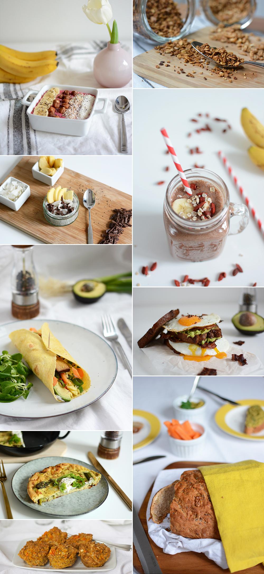 Inspiration: Frühstücks-Rezepte   we love handmade