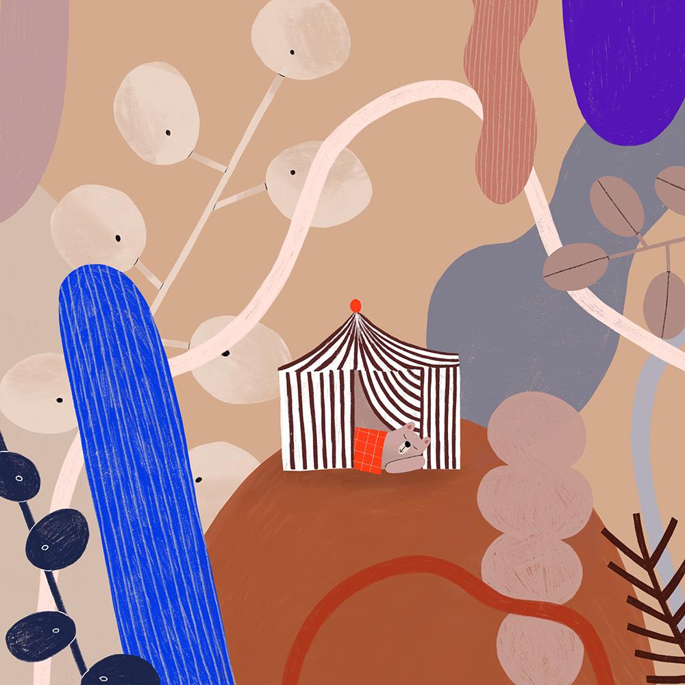 Feature: Illustratorin Anna Katharina Jansen im Interview - Illustration   we love handmade