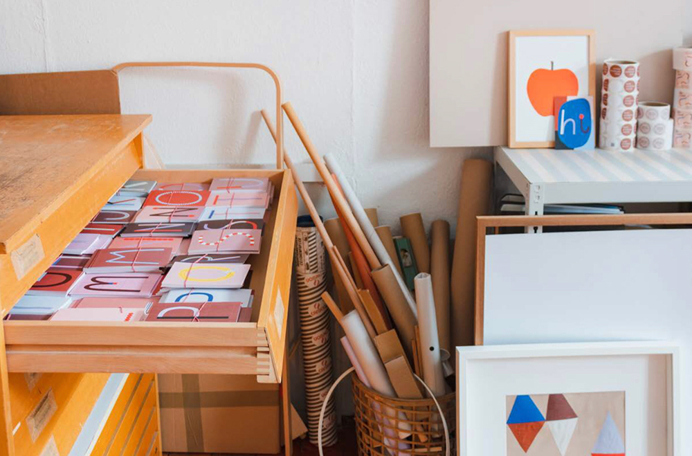 Feature: Illustratorin Anna Katharina Jansen im Interview - Studio für Illustration   we love handmade