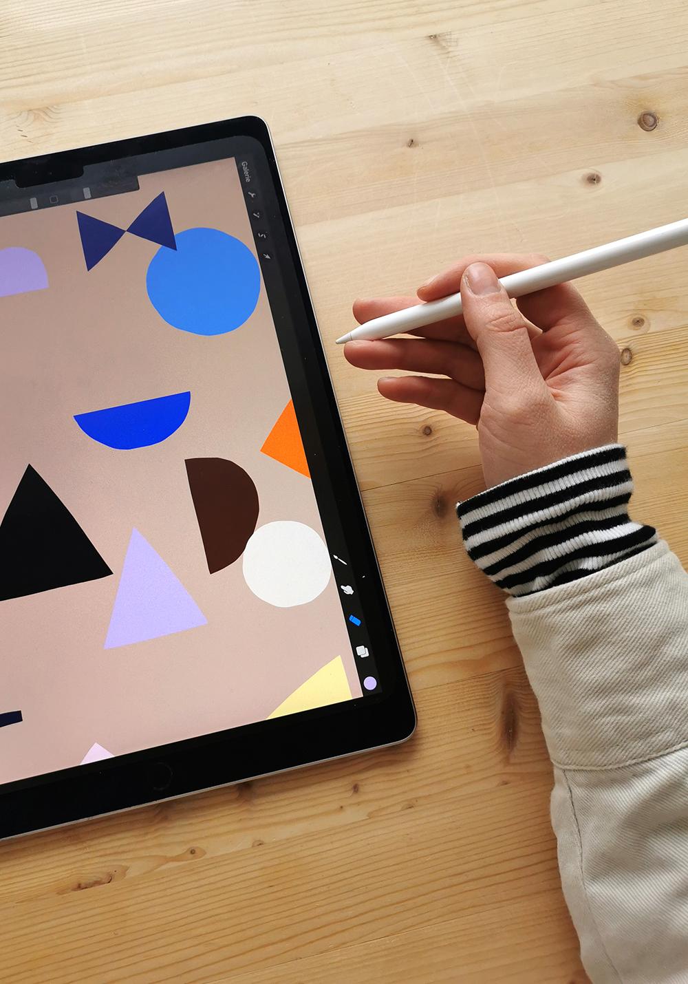 Feature: Illustratorin Anna Katharina Jansen im Interview - Illustrieren am iPad   we love handmade