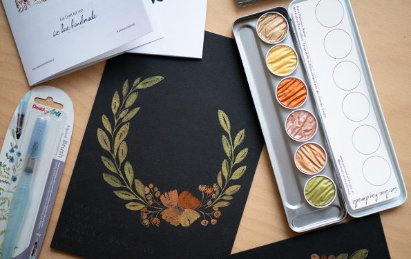 Coliro Craft Kit: Florales | we love handmade