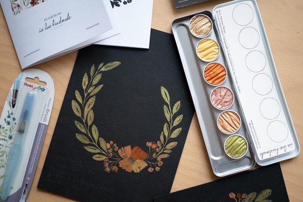 Coliro Craft Kit: Florales | we love handmade