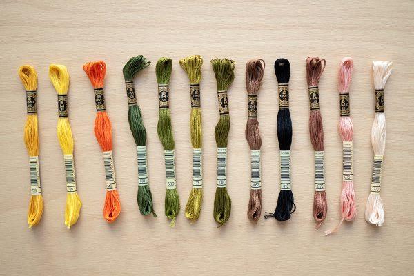 DMC Stickgarne | we love handmade