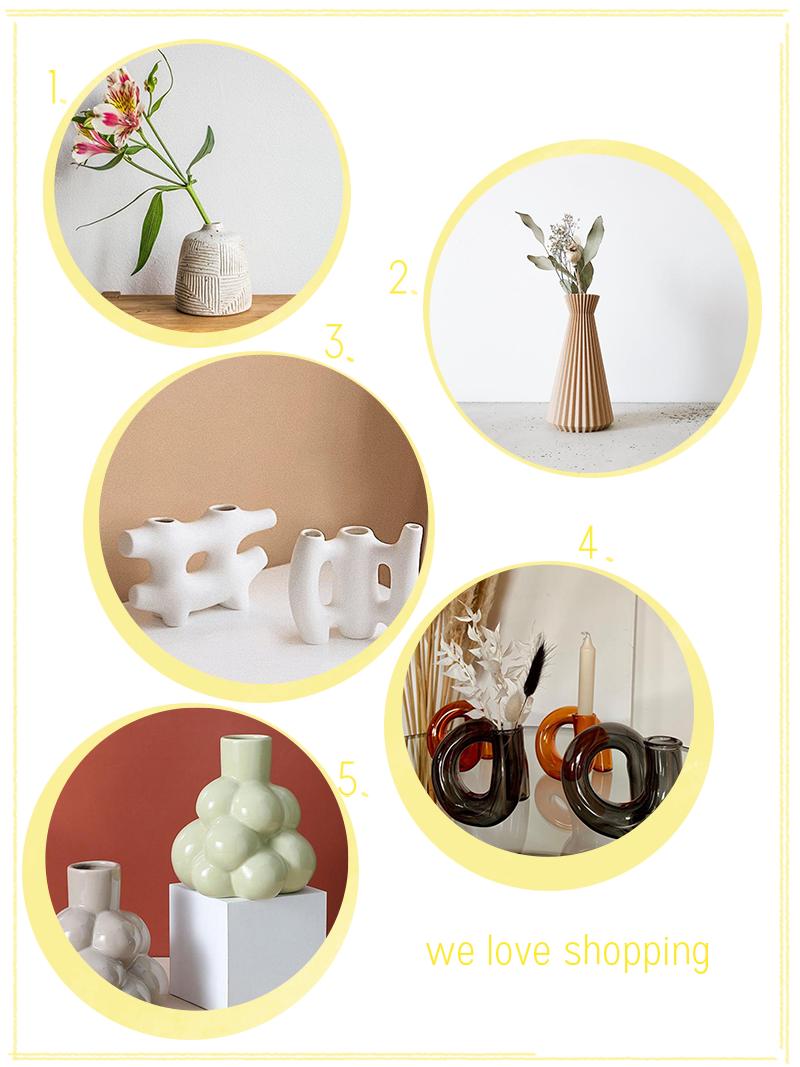 Dekorative Vasen: Shopping | we love handmade