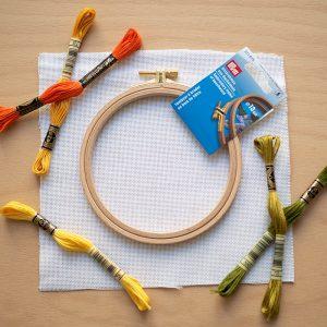 Stickbilder-Materialkit | we love handmade