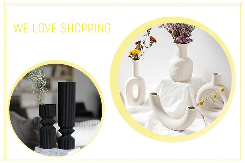 Vasen-Shopping | we love handmade