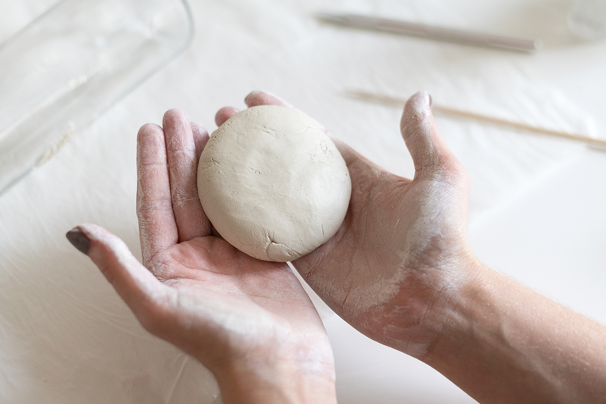 Clay-Vasen: DIY | we love handmade