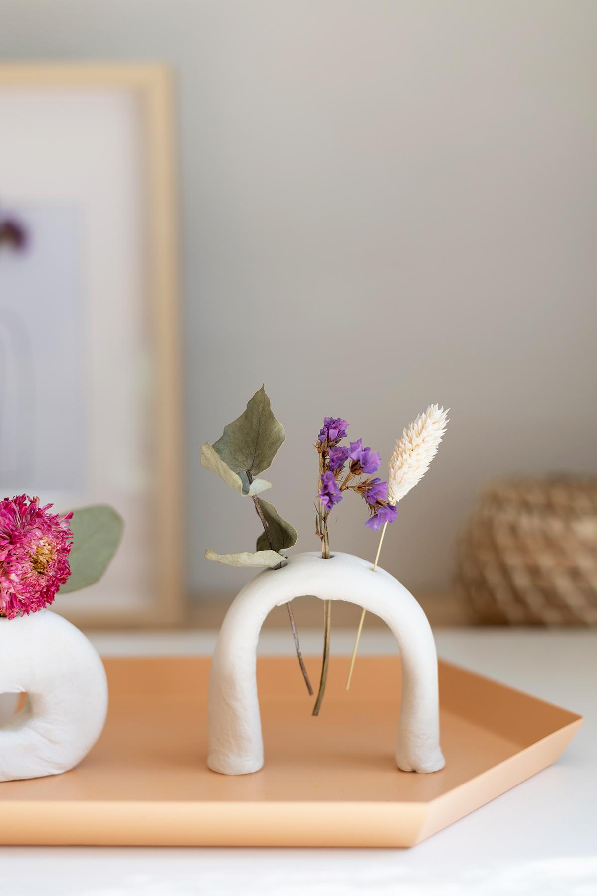 Moderne Trockenblumen-Vasen | we love handmade