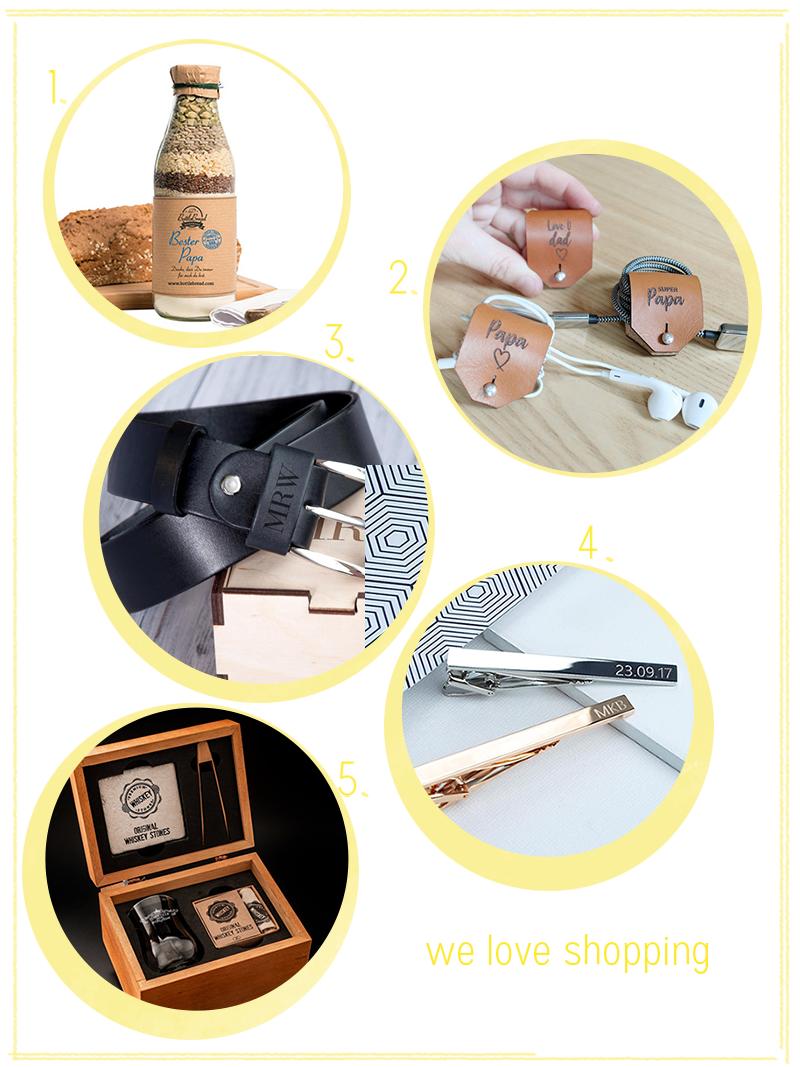 Vatertagsgeschenke   we love handmade