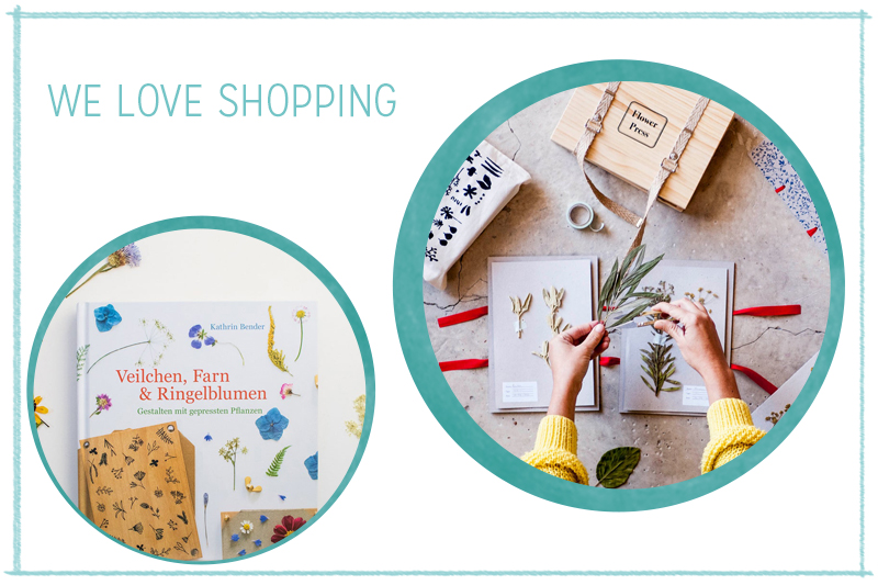 Shopping: Blumenpresse | we love handmade