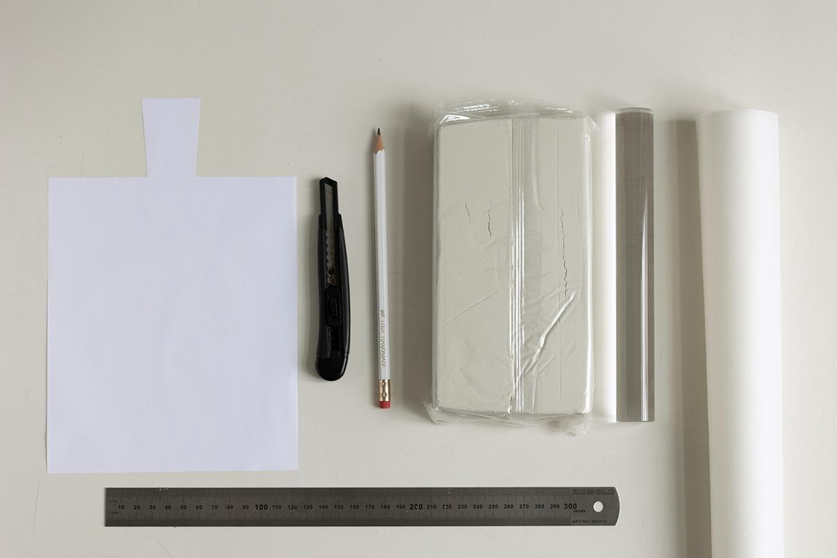 DIY: Schneidebrett aus Modelliermasse - Diese Materialien braucht ihr | we love handmade