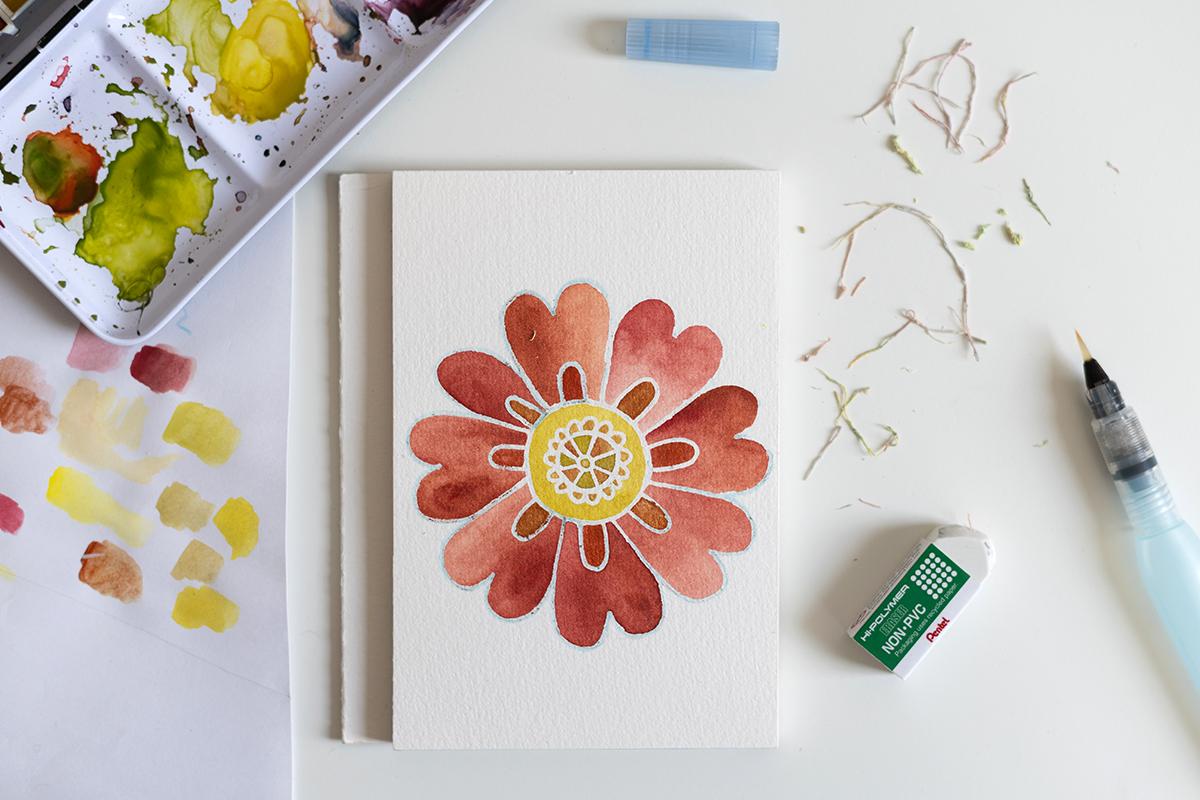 Mandala DIY-Karte   we love handmade