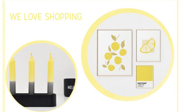Trendfarben: Illuminating & Ultimate Gray | we love handmade