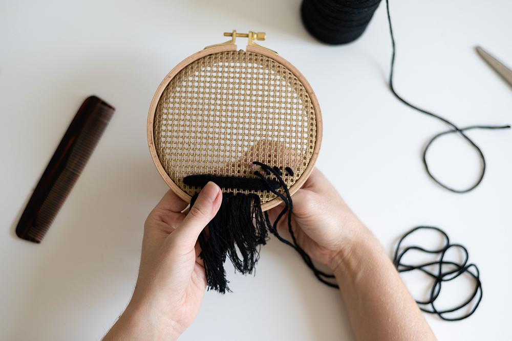 Boho-Wanddeko Selbermachen   we love handmade