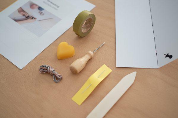 Buchbinder-Werkzeug   we love handmade