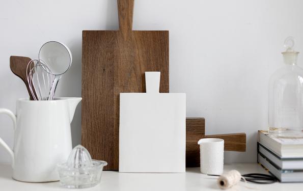 DIY: Dekobrett aus Modelliermasse - Anleitung zum Selbermachen | we love handmade