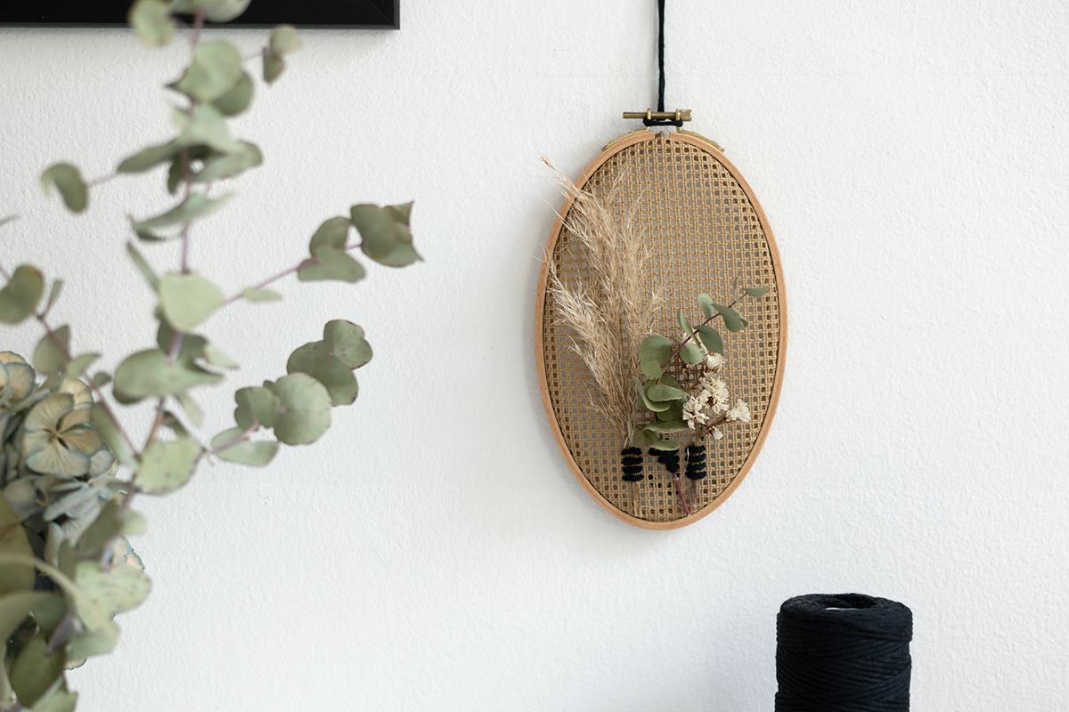 Trockenblumen-Deko im Boho-Style   we love handmade