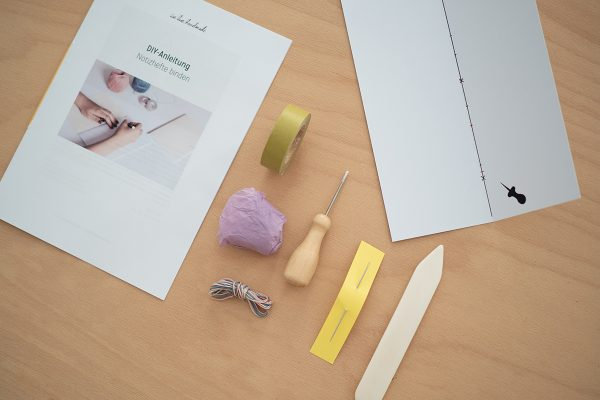 Werkzeug-Kit: Buchbinden   we love handmade