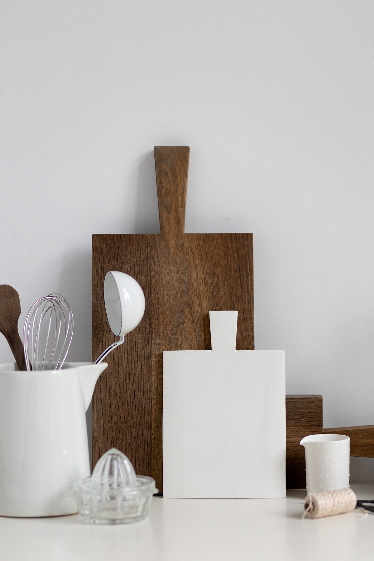 Selber Machen: Dekobrett aus Modelliermasse - komplette DIY-Anleitung | we love handmade